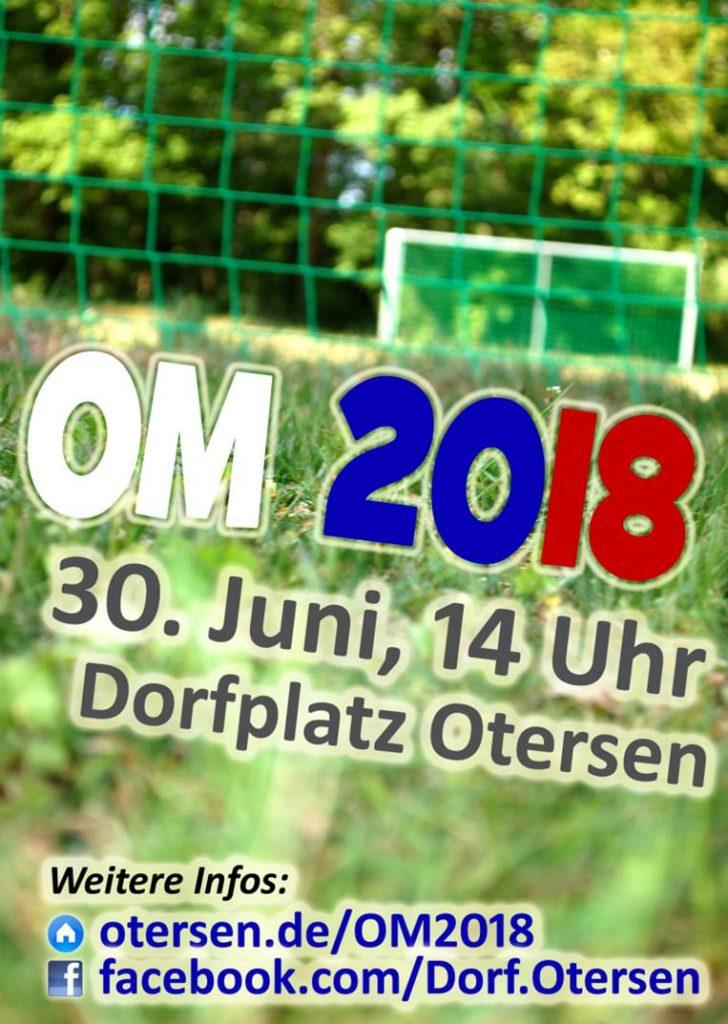 OM 2018 @ Dorfplatz Otersen